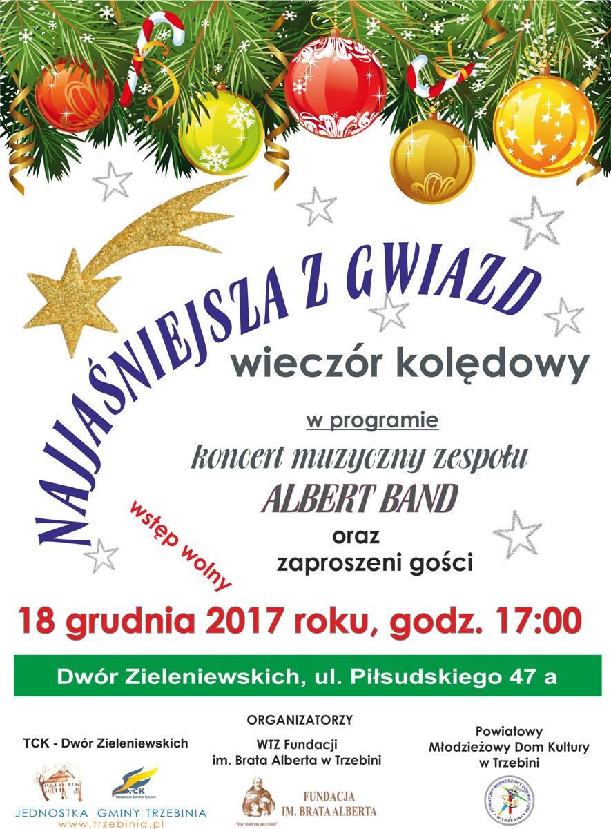 2017 spotkanie kolędowe WTZ1