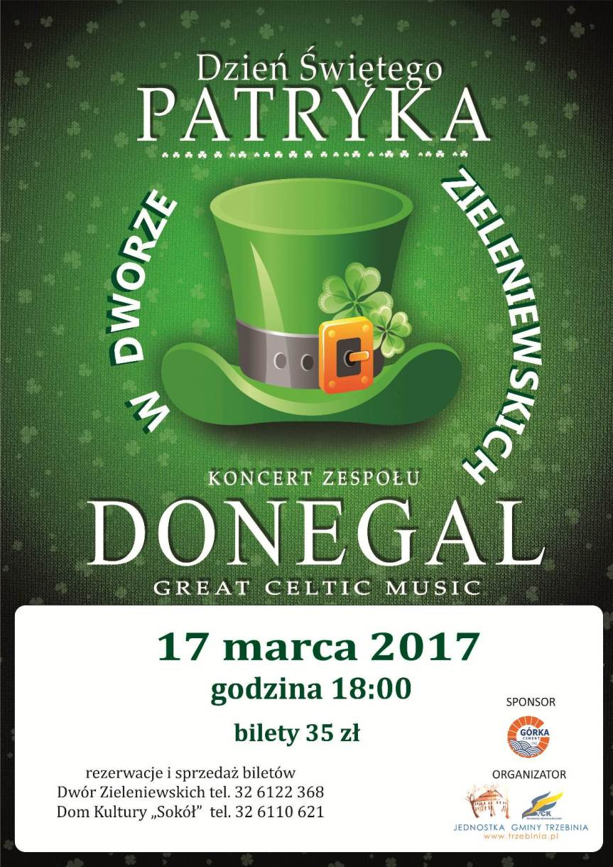 koncert zespołu Donegal