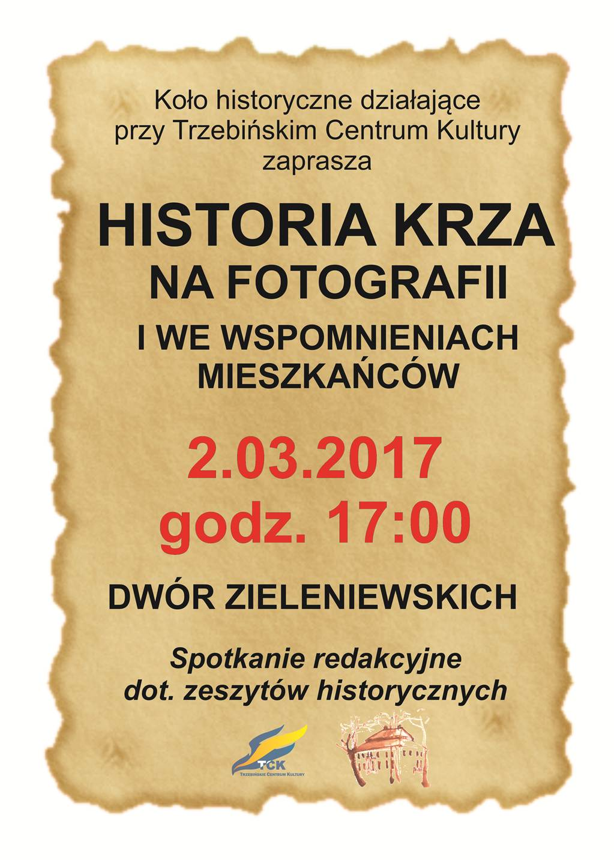 Spotkanie koła historycznego w Dworze Zieleniewskich