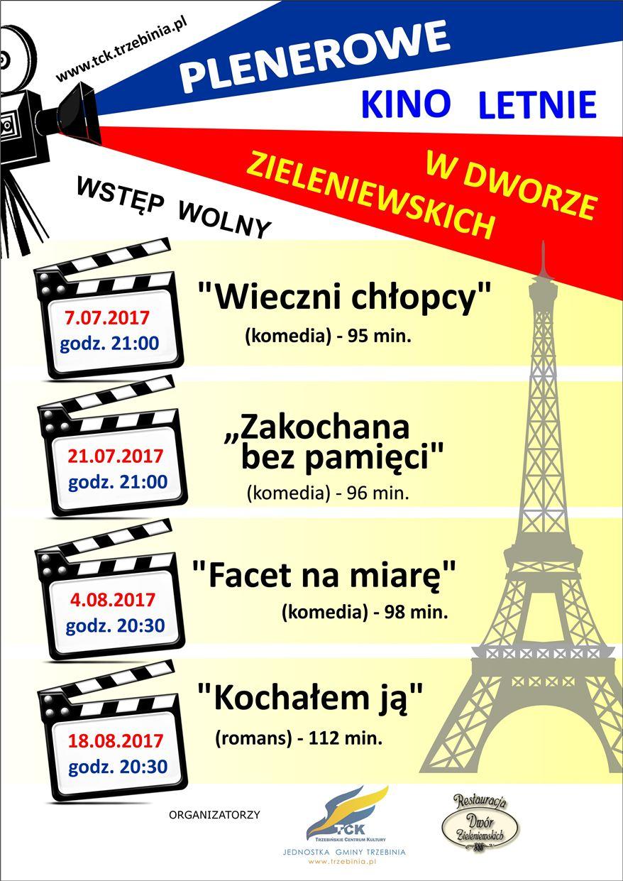 Plenerowe Kino Letnie