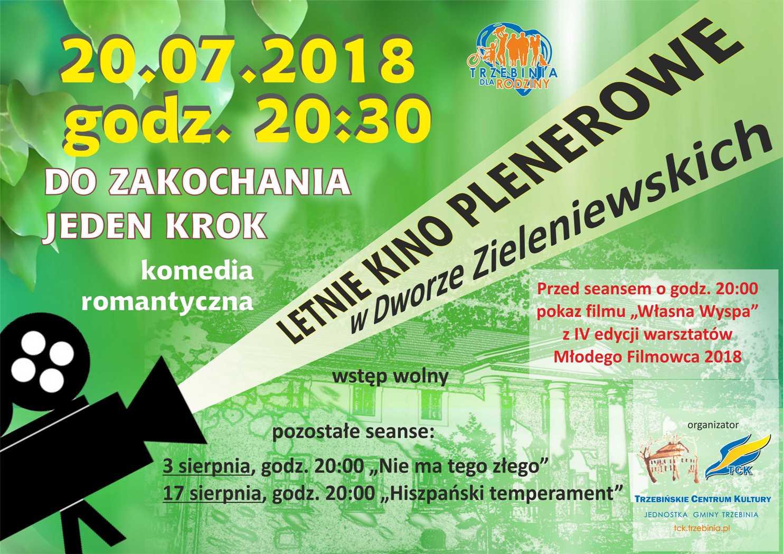 Letnie Kino Plenerowe (20.07)