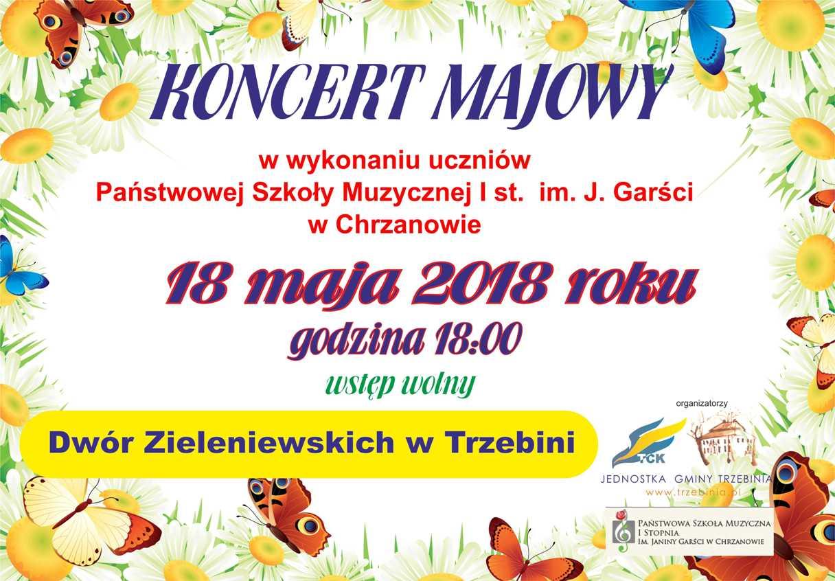 Koncert wiosenny 2018