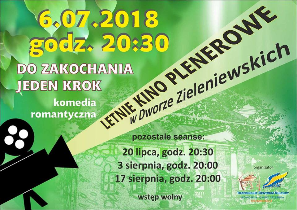 Letnie Kino Plenerowe