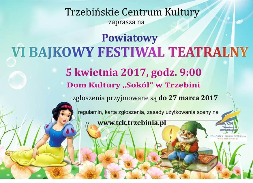 Bajkowy Festiwal Teatralny