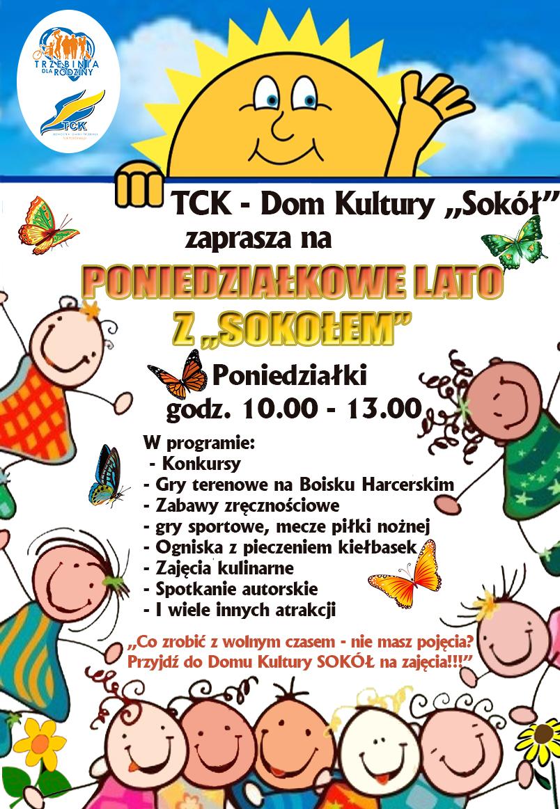"""Poniedziałkowe Lato z """"Sokołem"""" (2.07)"""