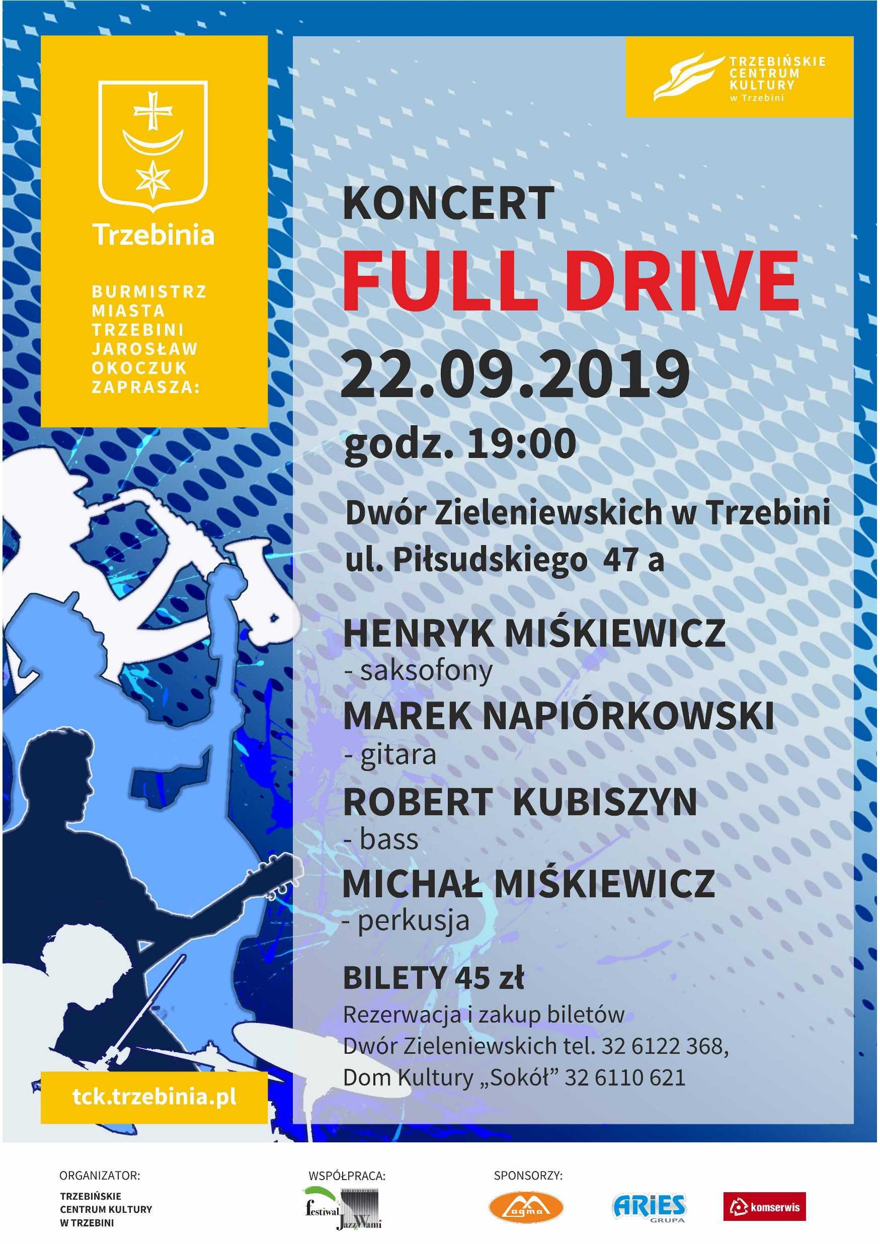 Henryk Miśkiewicz Full Drive